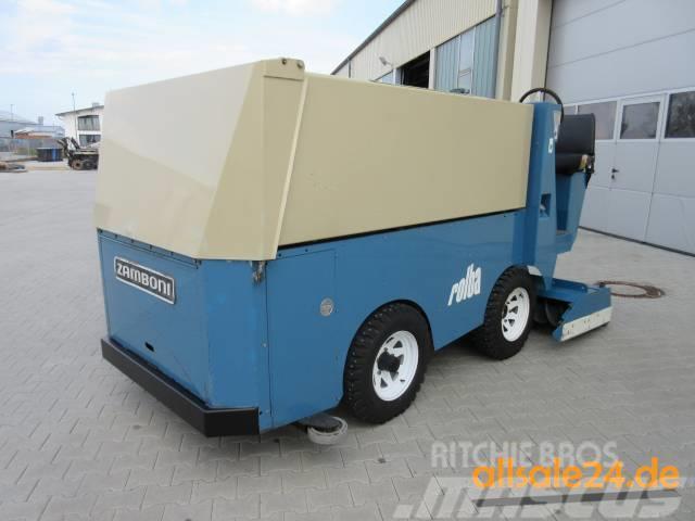 Zamboni 400, Eismaschine, Kunsteismaschine, Ice-Resurfacer