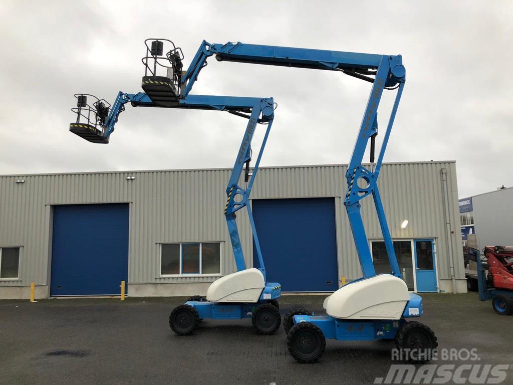 Niftylift HR 21 D, - 2X Hoogwerker, 4x4, Diesel, 2 s