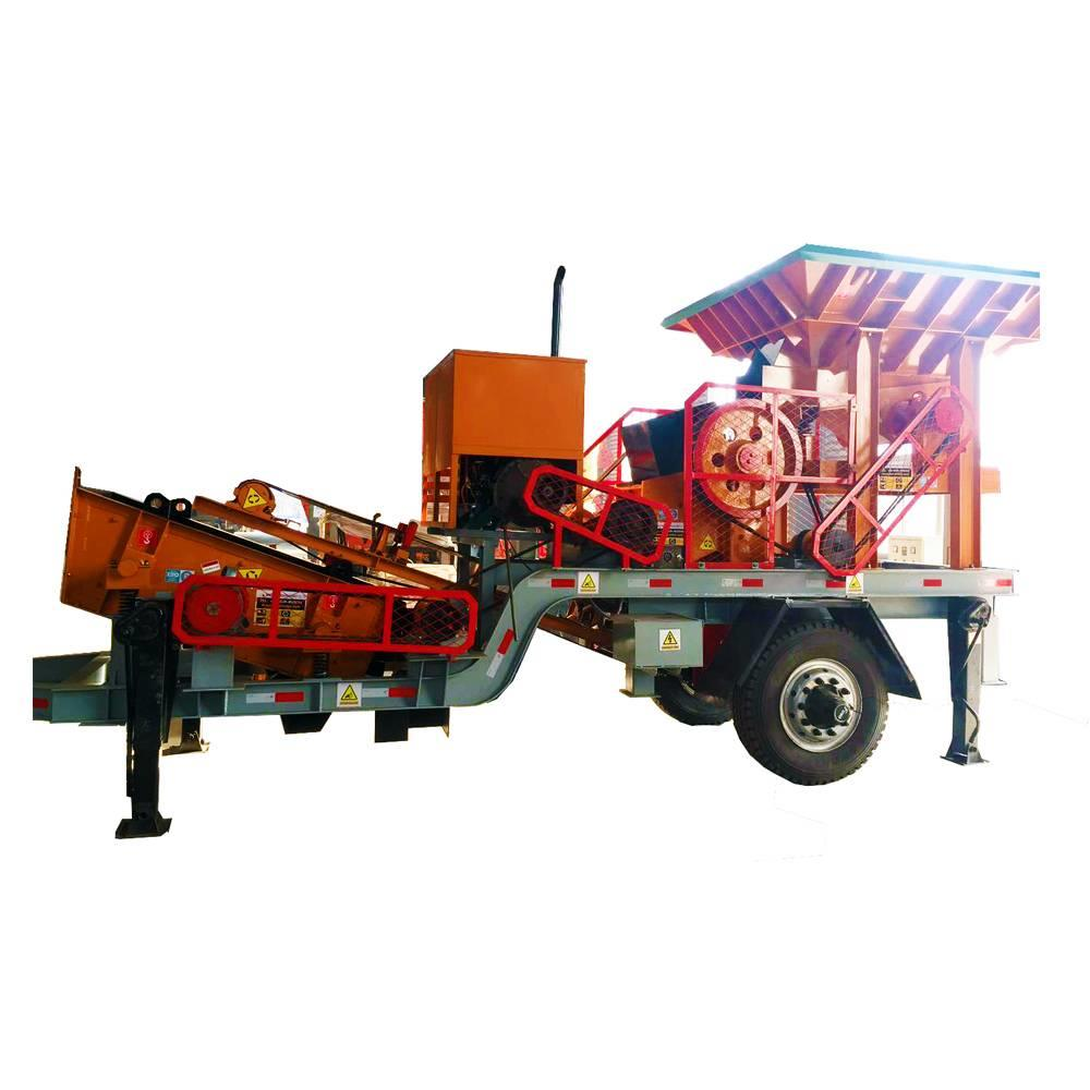 [Other] MC2540 MOBILE JAW CRUSHER PLANT WITH DIESEL ENGINE