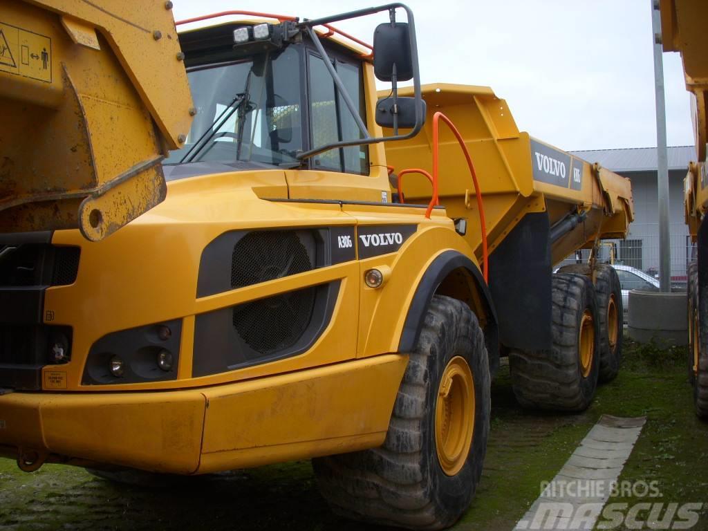Volvo A 30 G (12001358) MIETE RENTAL