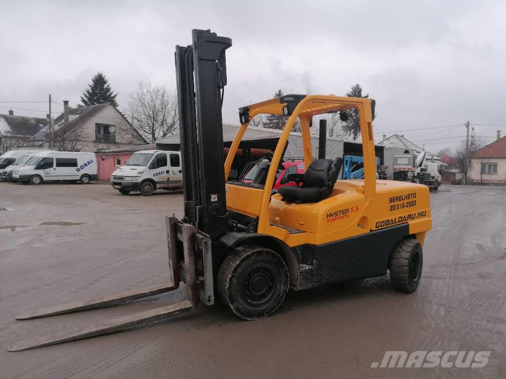 Hyster H 5.5 FT Fortens