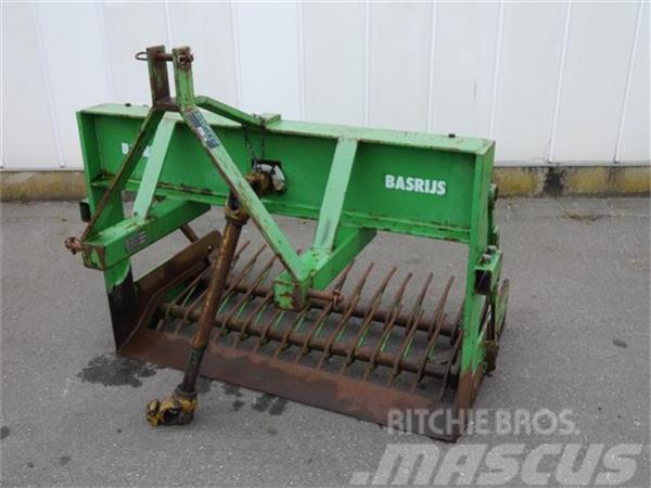 Basrijs dubbele schudlichter  135 cm Duijndam Machines