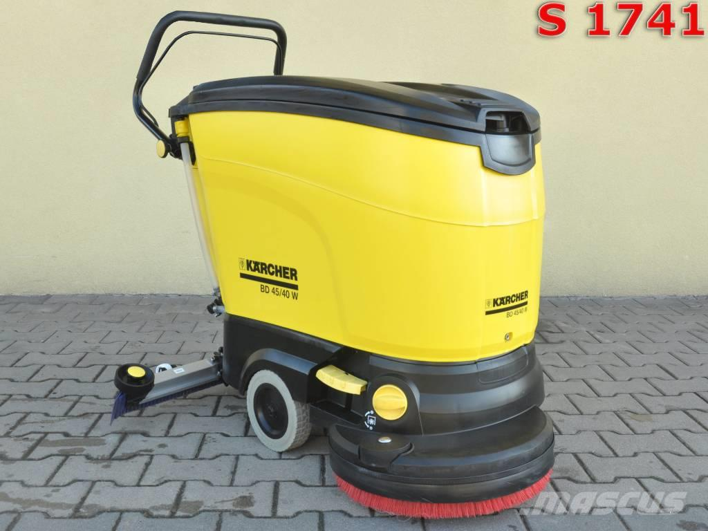 [Other] Scrubber dryer KARCHER BD 45/40 W