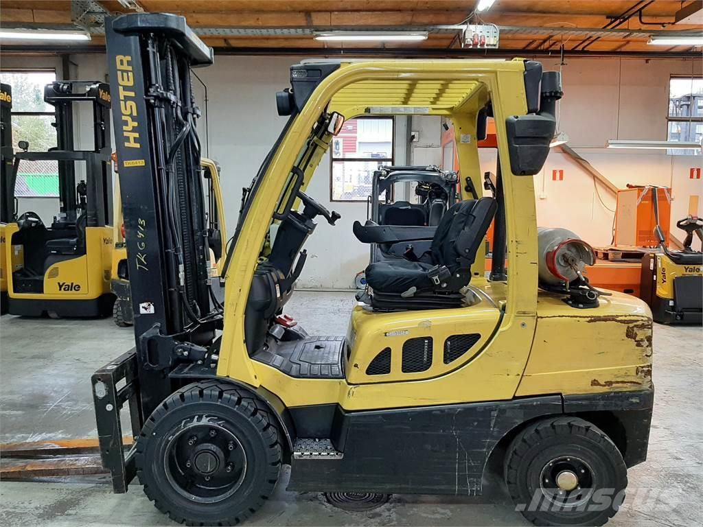 Hyster H 3.50 FT