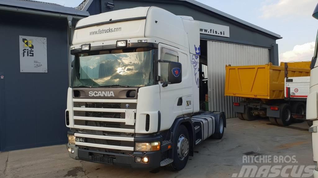 Scania R 124 420