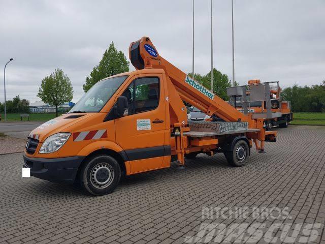 Ruthmann auf MB Sprinter FG TB220