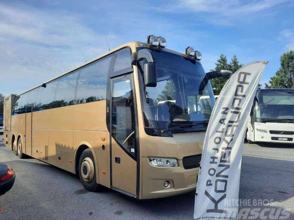 Volvo 9700 H Cargobus 6x2