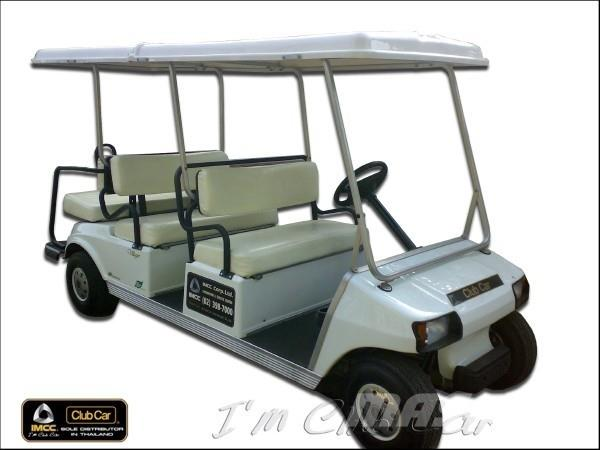 Club Car Villager 6 Electric 6 Seats