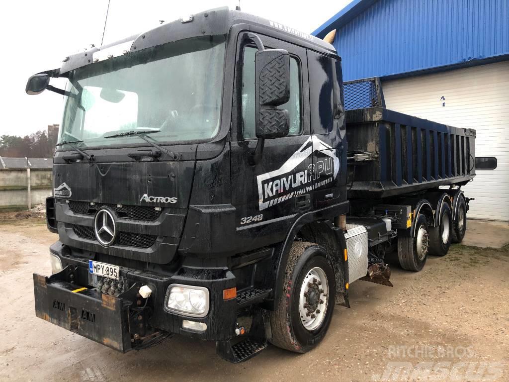 Mercedes-Benz Actros 3248