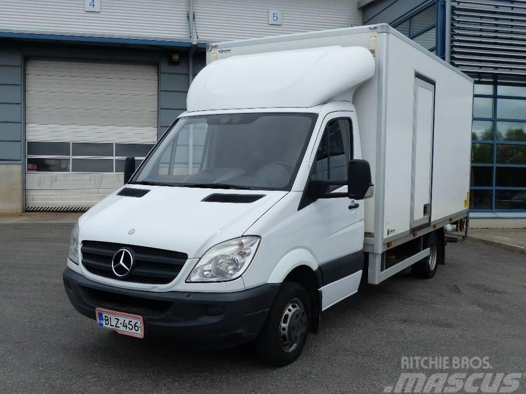 Mercedes-Benz 515 CDI 5.0/43 alusta