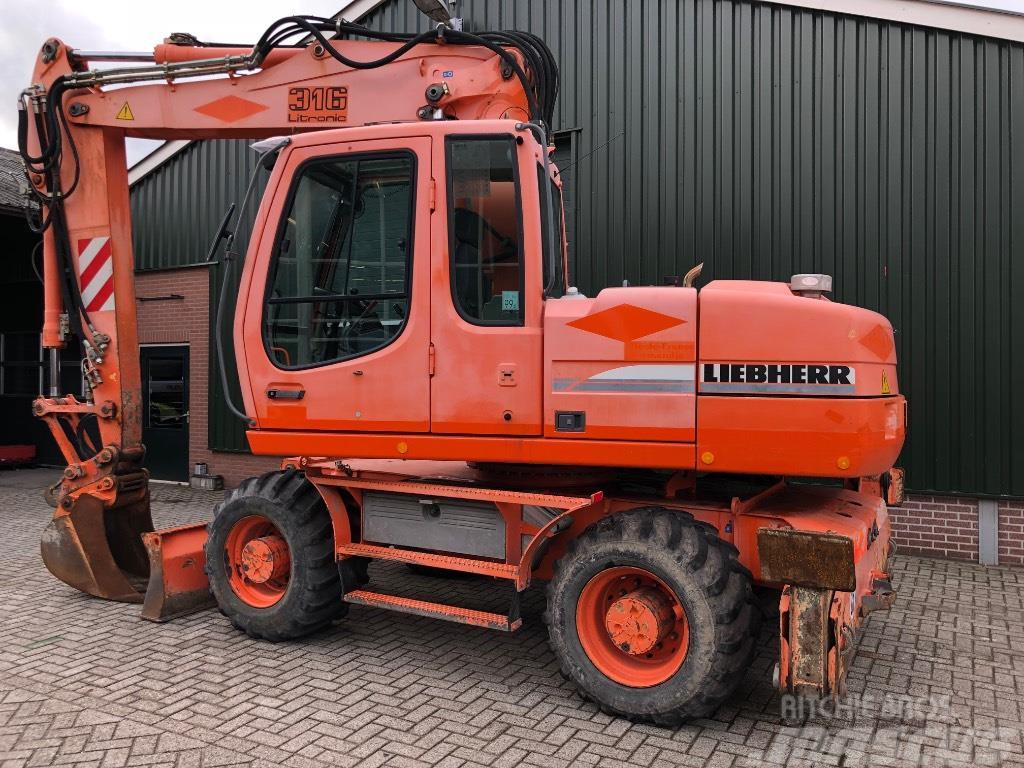 Liebherr A 316