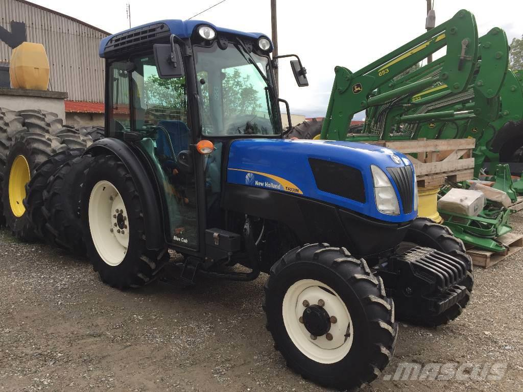 New Holland T 4030 N