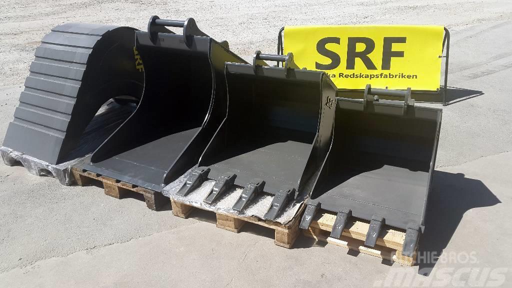 [Other] SRF Grävskopor S30-S70 & B20