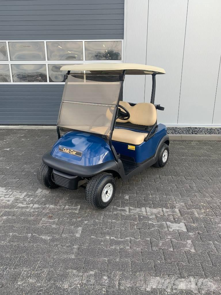 Club Car Precedent BJ 2015 NEW BATTERIES