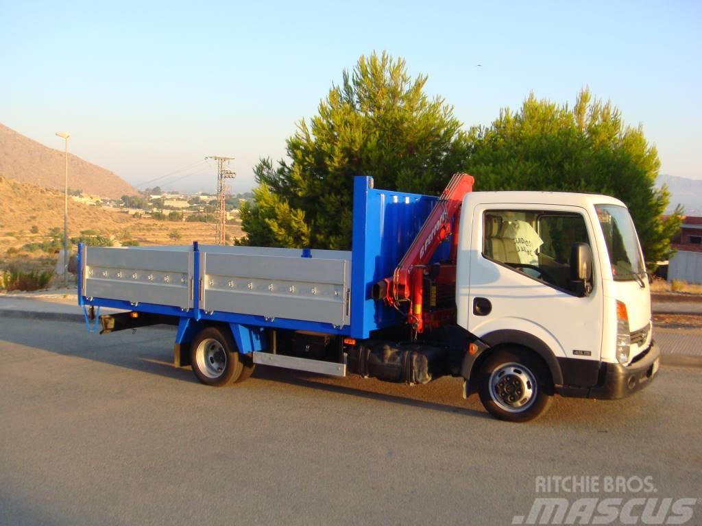 Nissan CABSTAR 45.15 GRUA