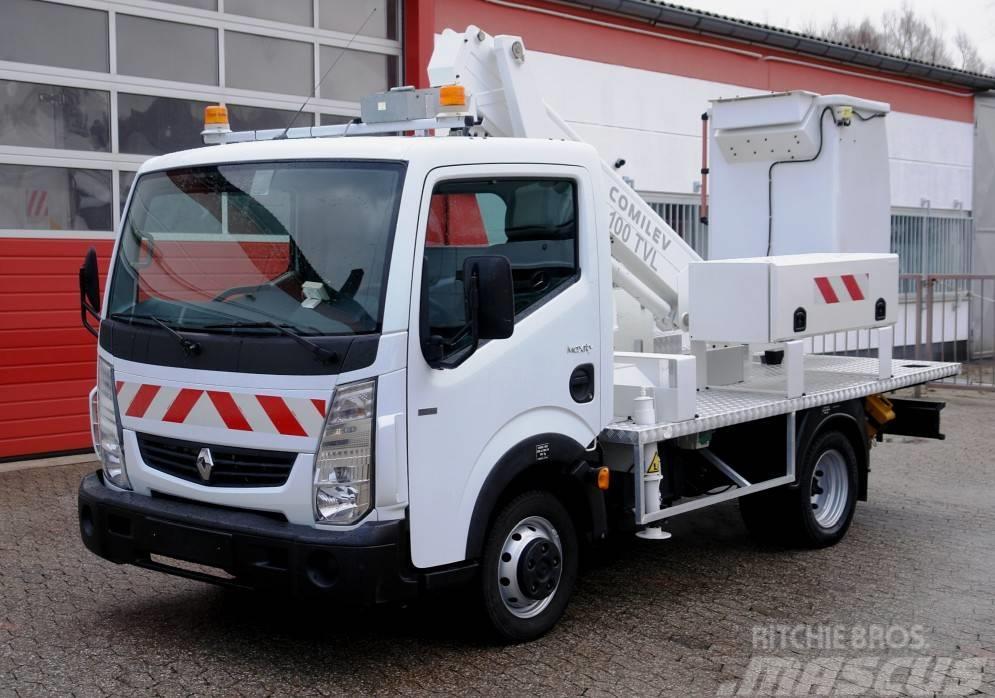 Renault Maxity Arbeitsbühne EN100TVL TÜV UVV