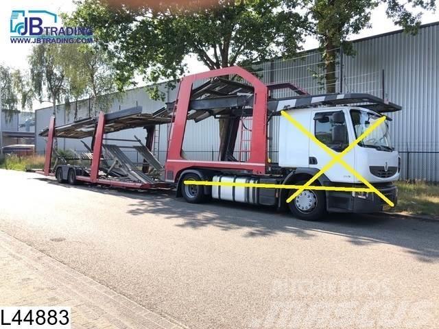 Lohr Middenas Eurolohr Car transporter, Combi
