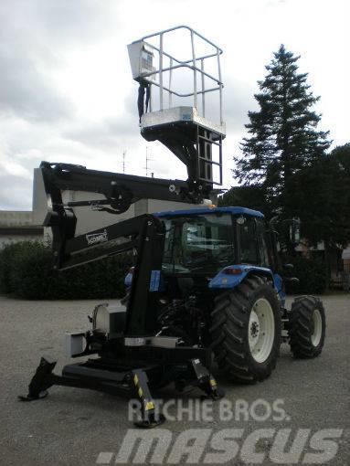 Comet X Tractor