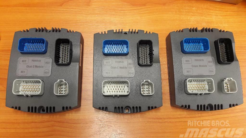 John Deere TMC modules F056542