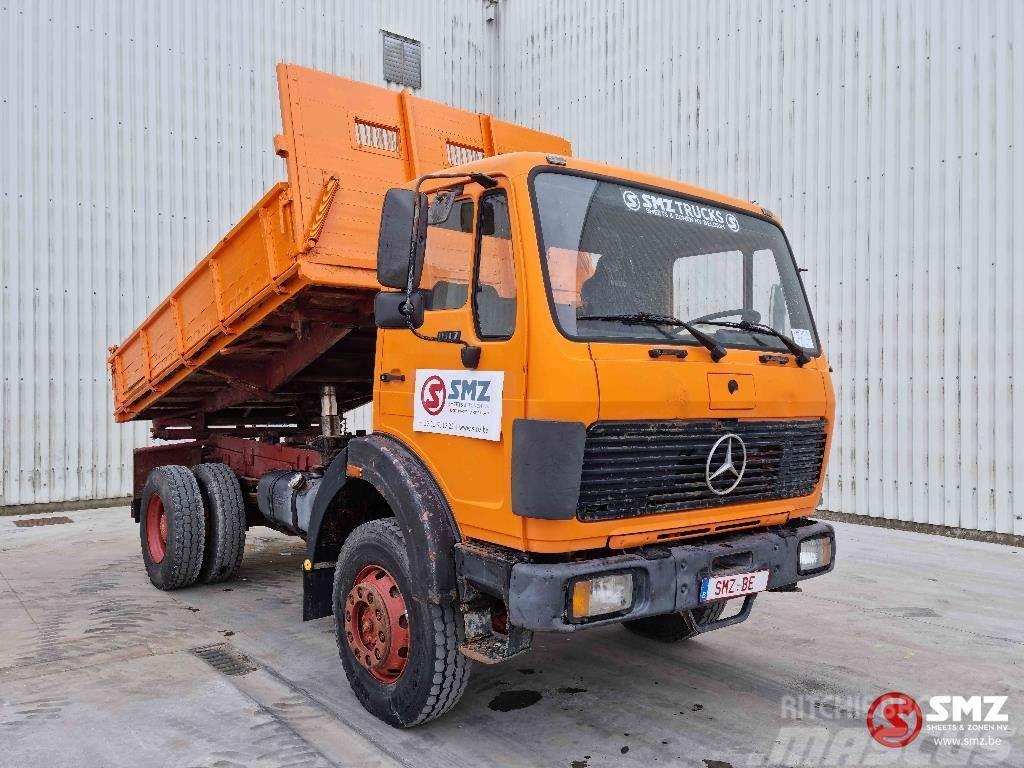 Mercedes-Benz SK 1617 4x4