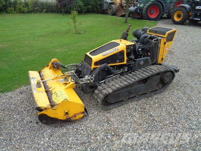 McConnel robocut tracked flail mower