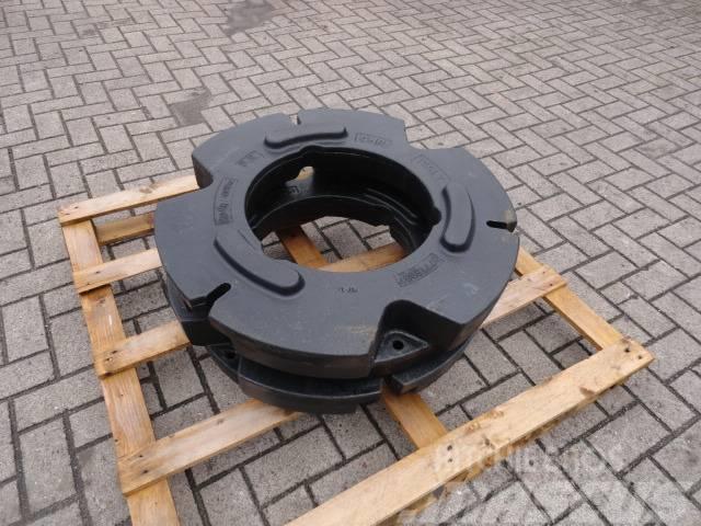 CNH Hinterradgewichte 250 kg