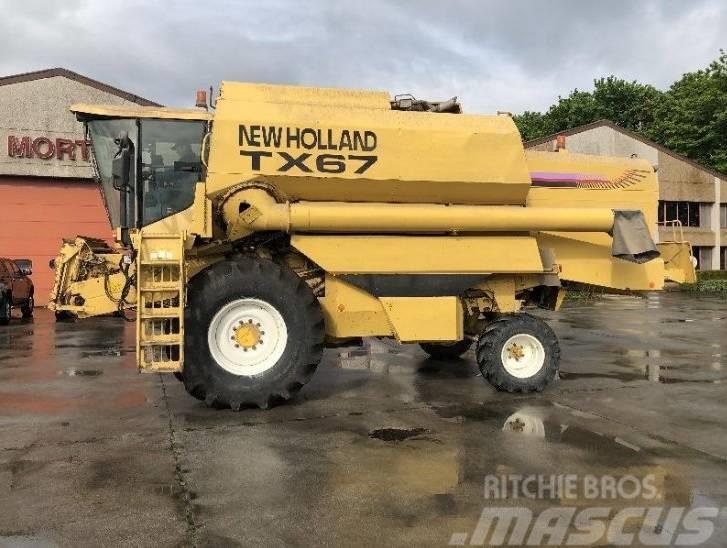 New Holland TX 67