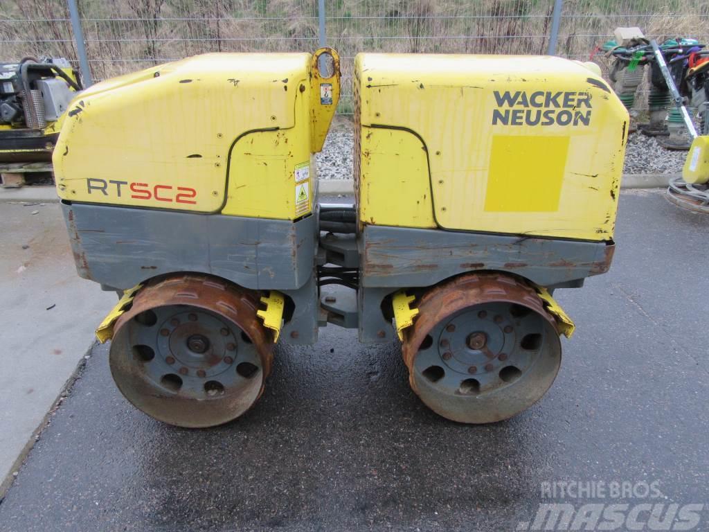 Wacker Neuson RT82-SC