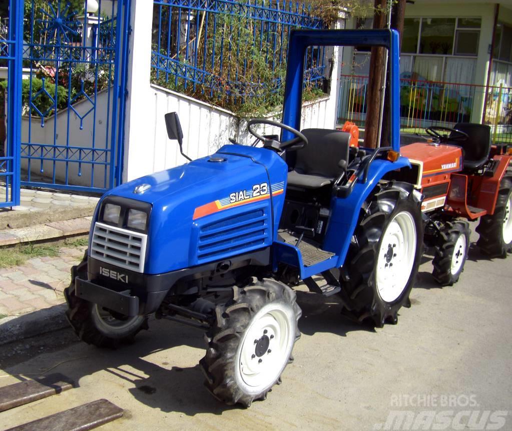 Iseki ΤΡΑΚΤΕΡ ISEKI SIAL 23 4WD
