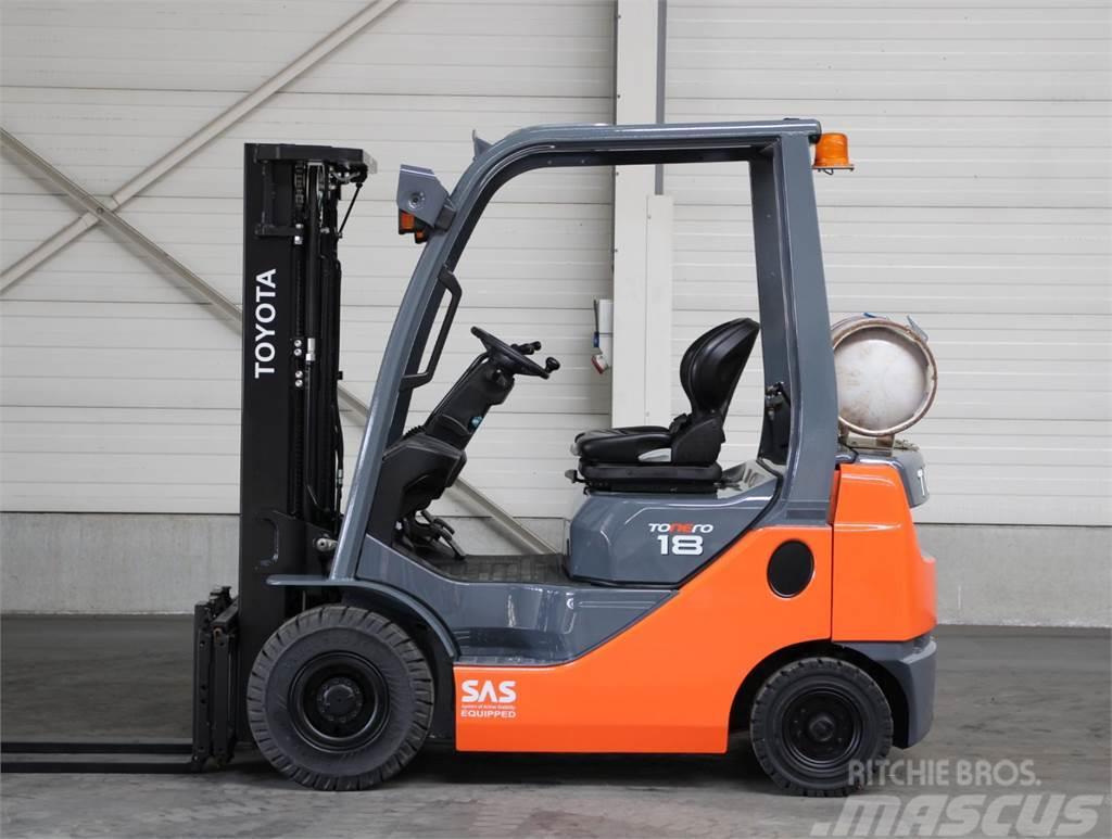 Toyota 02-8FGF18