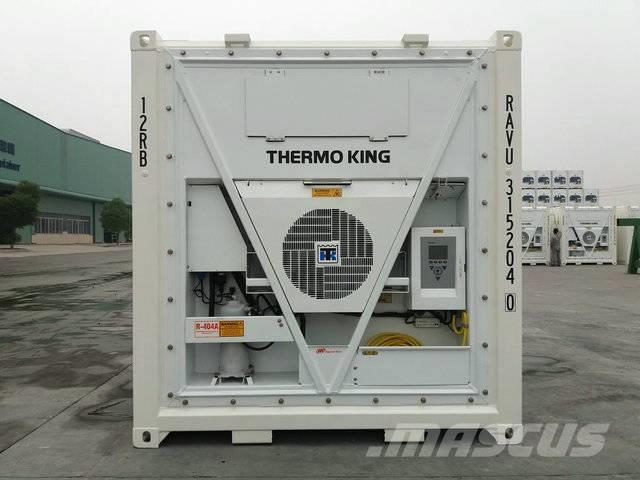 Thermo King 10 Fuß Thermo King Kühlcontainer  Bj. 2019 Reefer