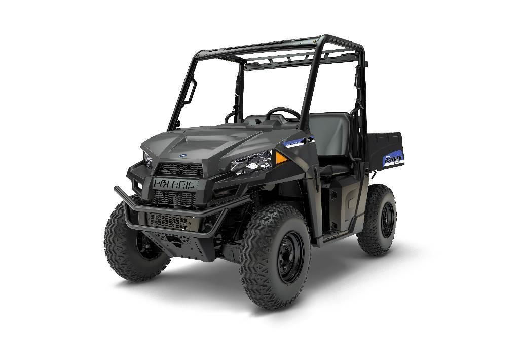 Polaris Ranger EV Traktor A Ny!