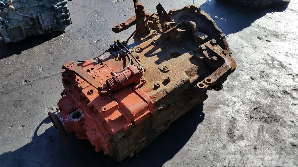 ZF 16S110, Växellådor