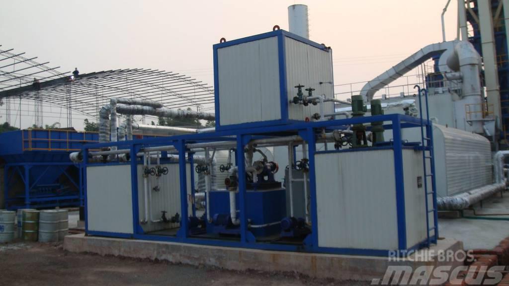 Xuetao LRS-6Emulsion Bitumen Plant
