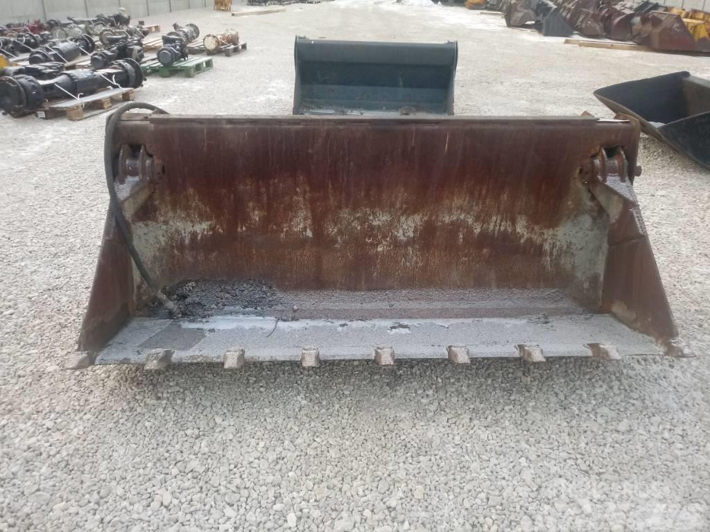 Mecalac 12 14 MXT Hydrauliczna otwierana Szerokość 220 cm
