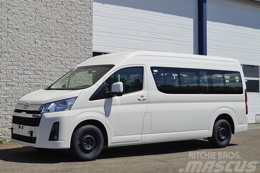 Toyota HIACE GL HIROOF MINI BUS