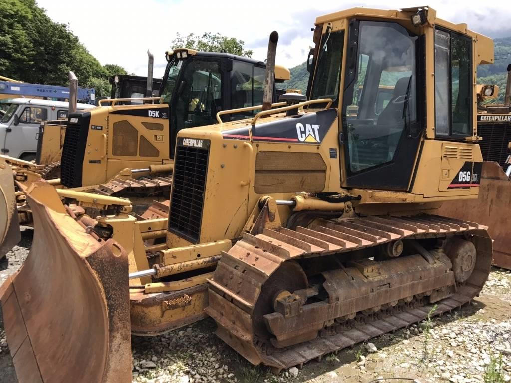 G Cat Construction Used Caterpillar D5G d...