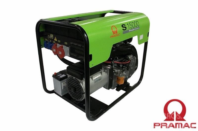 Pramac S15000 230/400V  5.4/15.4 kVA