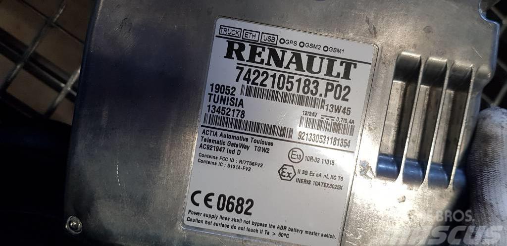 Renault T series RANGE, GAMA, VOLVO FH4 EURO6 ACTI