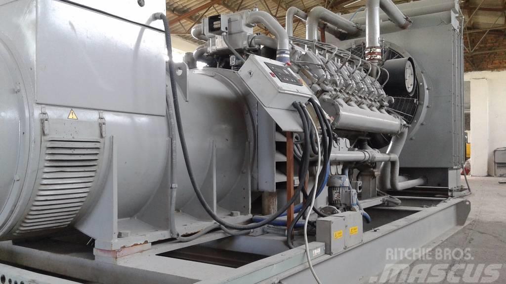 [Other] Agregat prądotwórczy generator Newage BCI1460