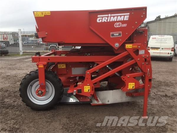 Grimme GB215, 20400363