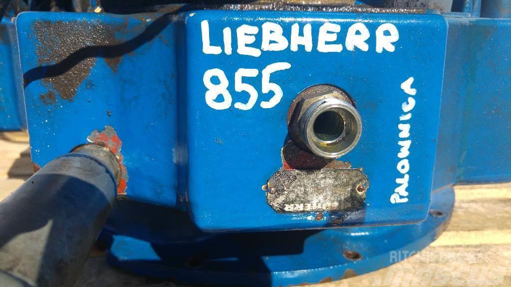 Liebherr 855 Parts Palownica
