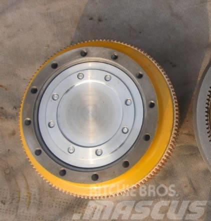 Komatsu D 53 A-17 clutch ass'y 131-21-00311