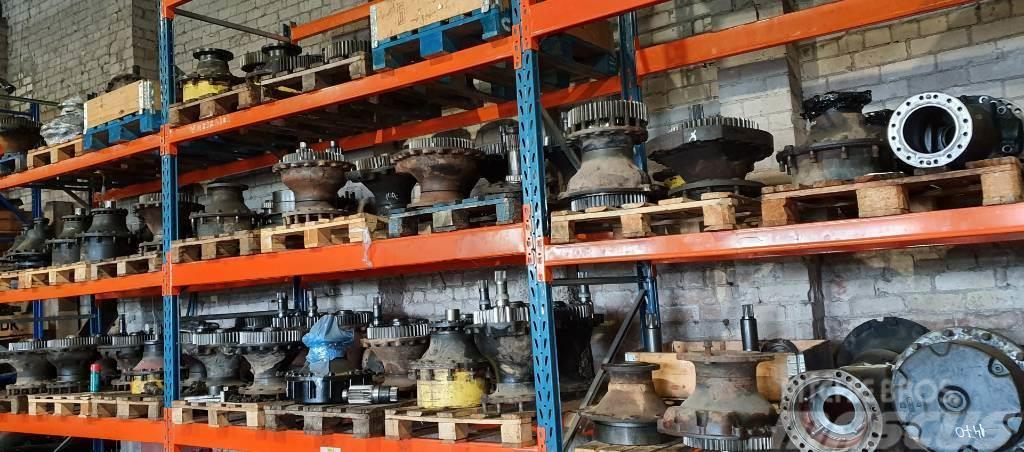 John Deere Valmet Ponsse HUBS / Differentials/ Breakhouses