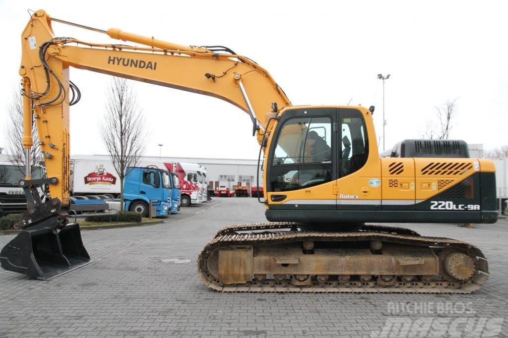 Hyundai ROBEX 220LC-9