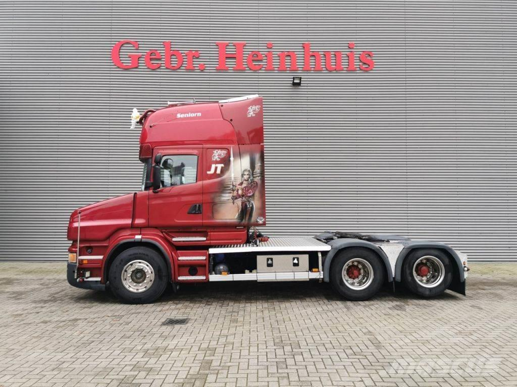Scania T500 6x2 Topline Retarder