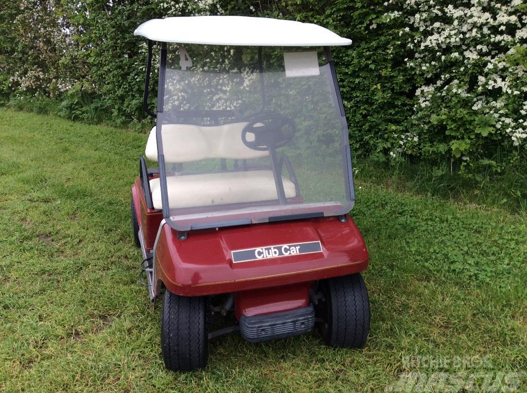 Club Car el golf bil