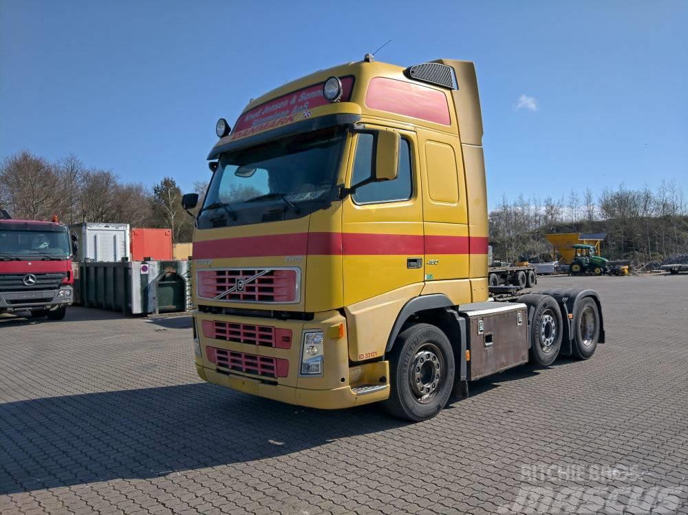 Volvo FH 460 6x2 Manuel Gearbox