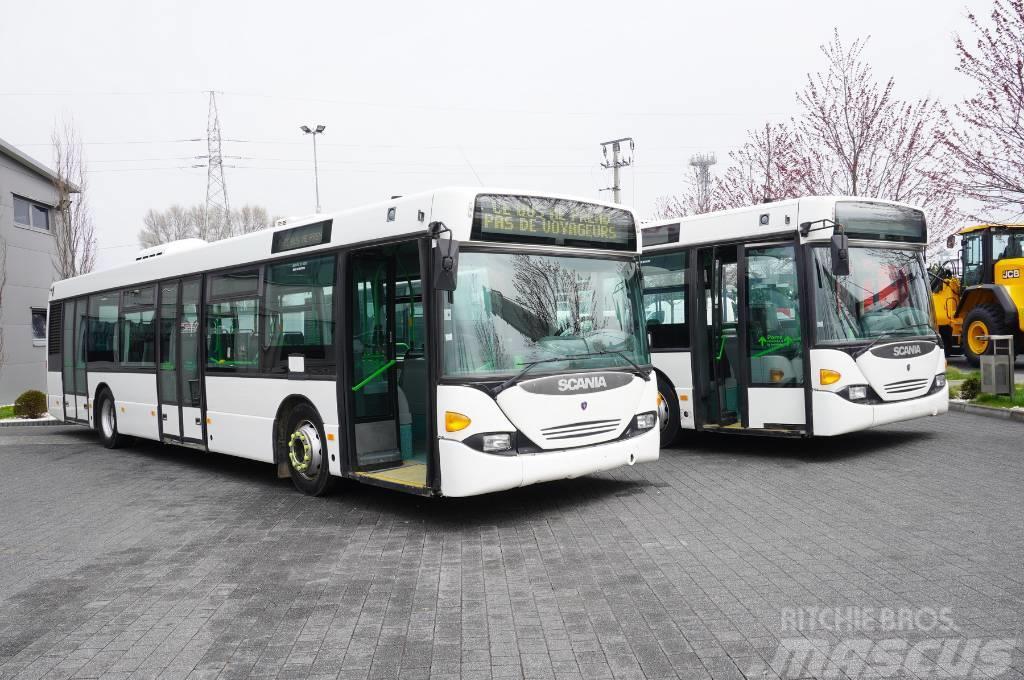 Scania CN 94 UB , 29 seats , max 74 , retarder ,2 units