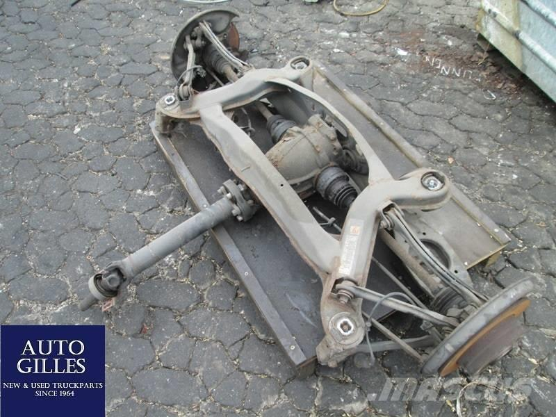 Mercedes-Benz SLK Hinterache R170